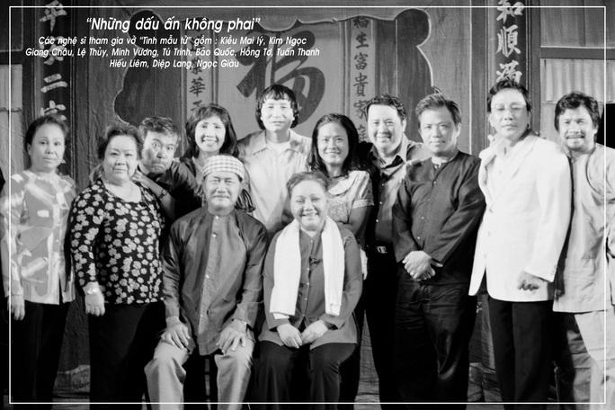 Kim Cương, Thành Lộc và đông nghệ sĩ ngôi sao đến với triển lãm Sắc màu sân khấu - Ảnh 12.