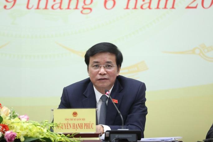 Uỷ ban Tư pháp chưa có báo cáo phiên họp về vụ án Hồ Duy Hải - Ảnh 1.