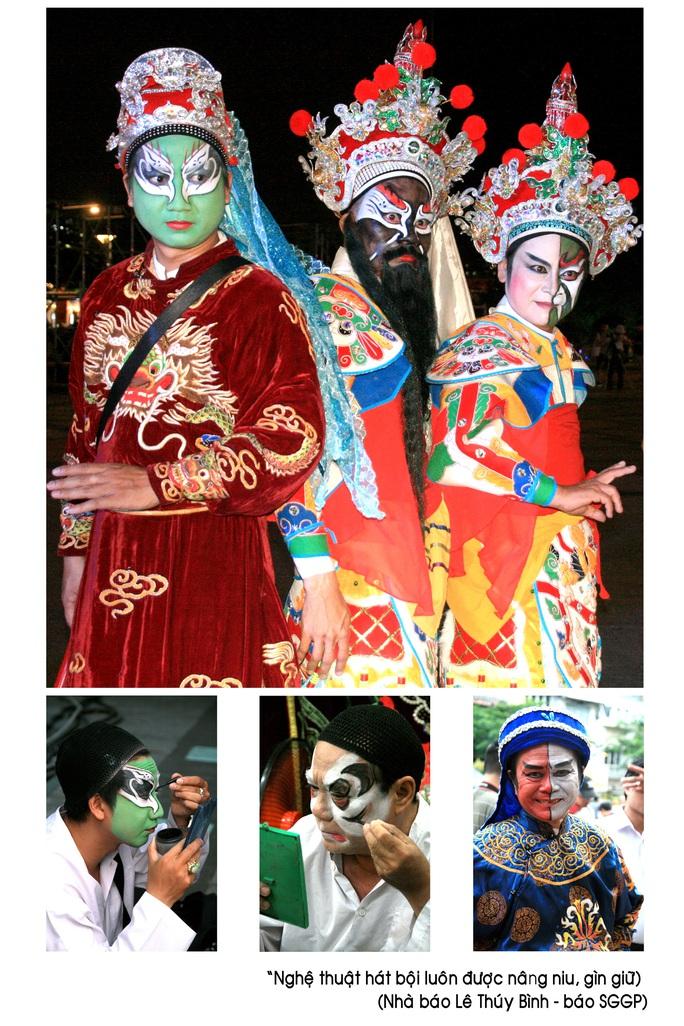 Kim Cương, Thành Lộc và đông nghệ sĩ ngôi sao đến với triển lãm Sắc màu sân khấu - Ảnh 13.