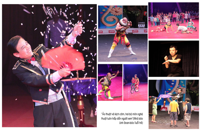 Kim Cương, Thành Lộc và đông nghệ sĩ ngôi sao đến với triển lãm Sắc màu sân khấu - Ảnh 14.