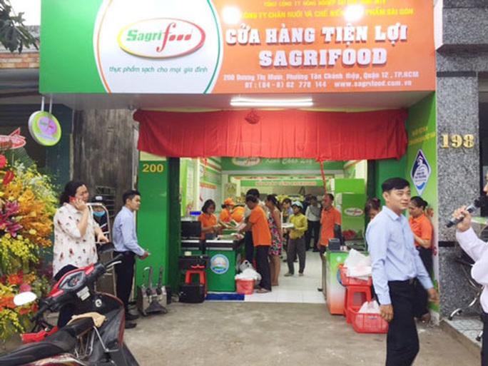Sagrifood bán gà thả vườn VietGAP trên Lazada giá 79.000 đồng/con - Ảnh 1.