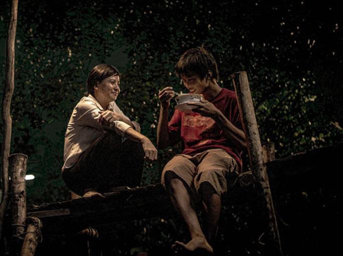Phim Ròm sẽ ra rạp vào cuối tháng 7 - Ảnh 1.