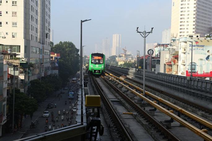 Đường sắt Cát Linh - Hà Đông: Không trả trước 50 triệu USD cho tổng thầu Trung Quốc - Ảnh 1.
