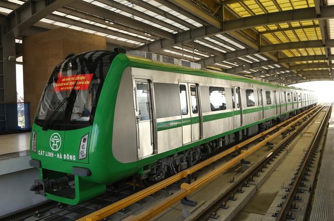 Bộ Giao thông Vận tải lên tiếng việc Tổng thầu Trung quốc đề nghị thanh toán 50 triệu USD ở dự án đường sắt Cát Linh - Hà Đông - Ảnh 1.