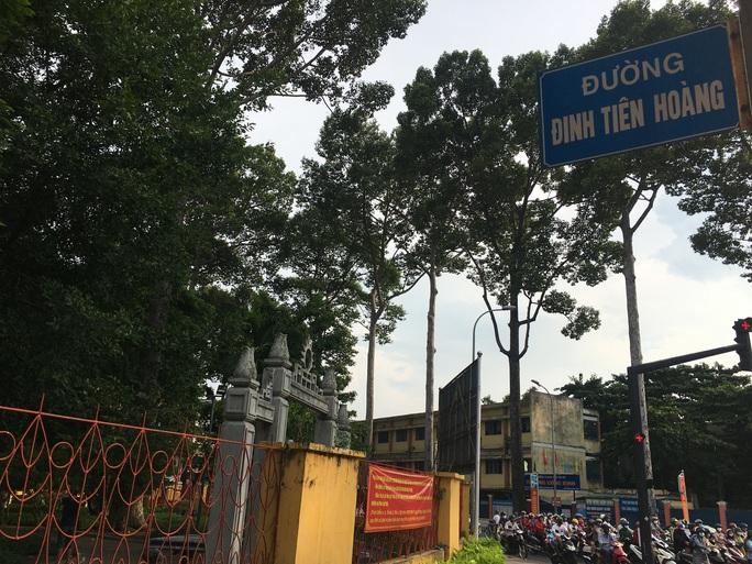 Lấy ý kiến đổi tên đường Đinh Tiên Hoàng thành Lê Văn Duyệt - Ảnh 2.