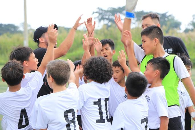 Học viện Juventus Việt Nam tuyển sinh khóa 2 khi nào, ở đâu? - Ảnh 3.