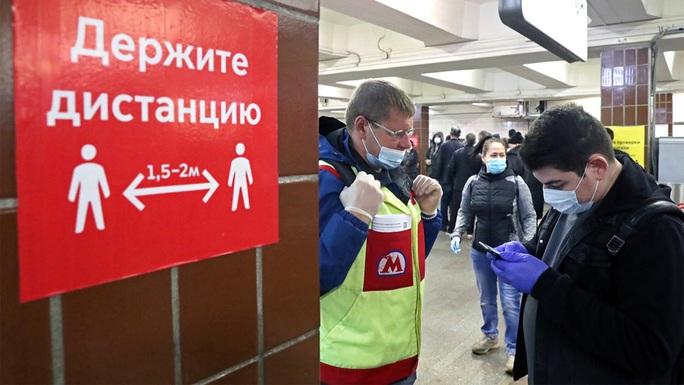 Tổng thống Putin công bố ngày bỏ phiếu sửa đổi hiến pháp - Ảnh 2.