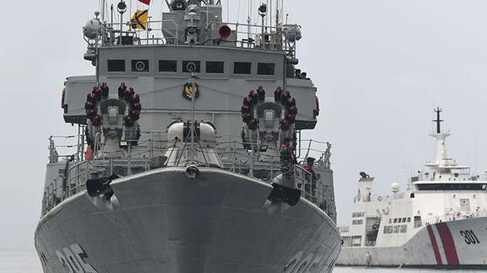 Indonesia nhắc Trung Quốc về phán quyết biển Đông - Ảnh 1.