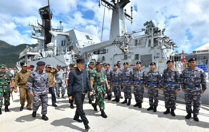 Indonesia nhắc Trung Quốc về phán quyết biển Đông - Ảnh 2.