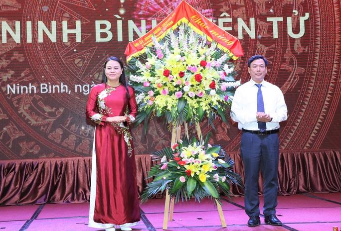 Báo Ninh Bình điện tử chính thức đi vào hoạt động - Ảnh 2.
