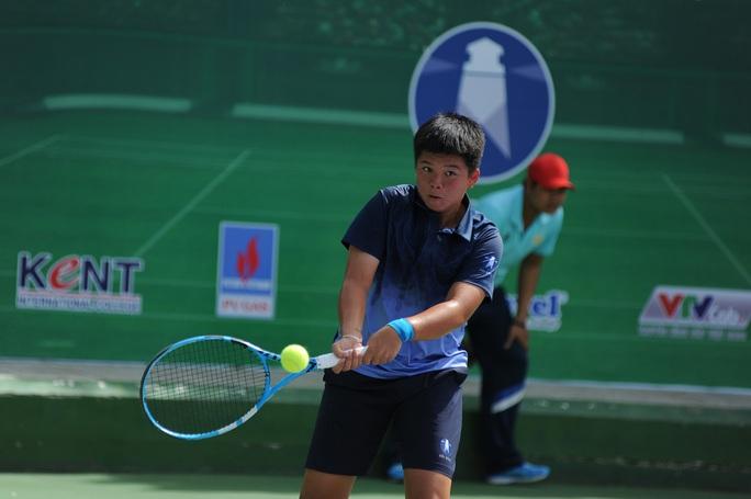 Trúc Tâm - tay vợt trẻ tài năng - Ảnh 1.