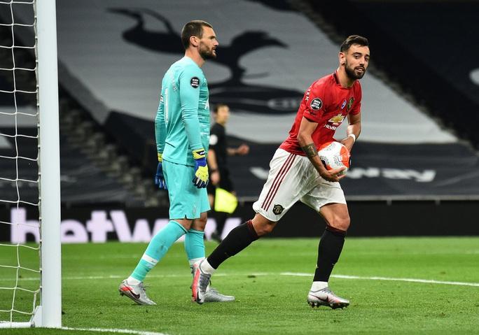 Tottenham hòa nghẹt thở Man United, Pogba tạo dấu ấn ngày trở lại - Ảnh 6.