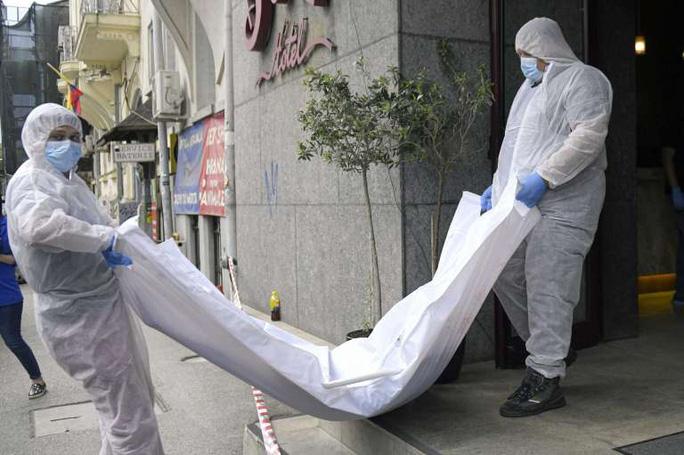 Nghi vấn thẩm phán Iran ôm tiền bỏ trốn rồi nhảy lầu tự tử - Ảnh 1.