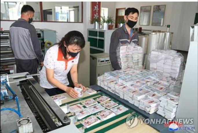 Triều Tiên tung tuyệt chiêu dồn ép Hàn Quốc - Ảnh 1.