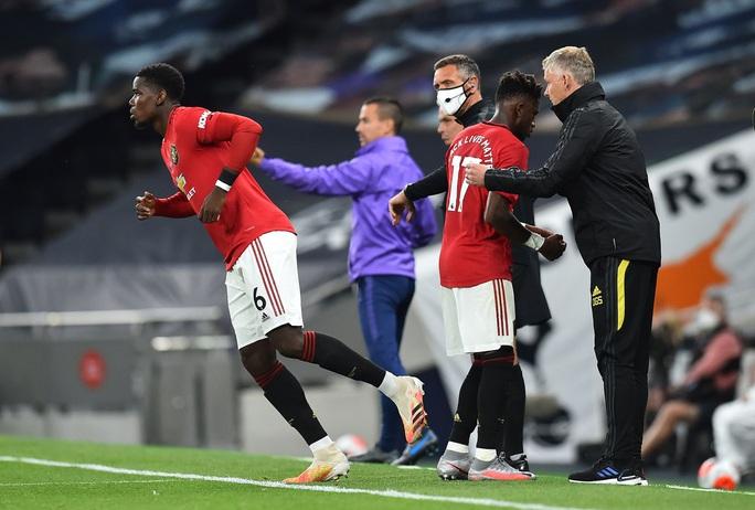 Tottenham hòa nghẹt thở Man United, Pogba tạo dấu ấn ngày trở lại - Ảnh 4.