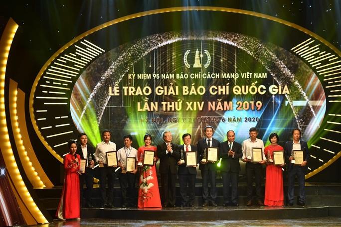 Báo Người Lao Động đoạt Giải A báo chí Quốc gia lần thứ XIV - năm 2019 - Ảnh 10.