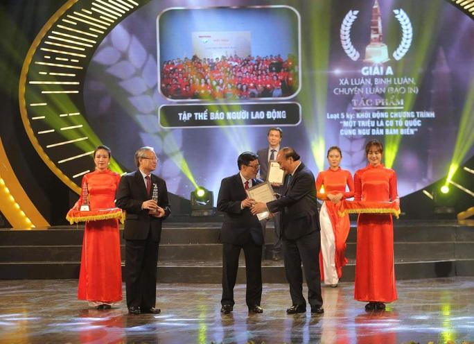 Báo Người Lao Động đoạt Giải A báo chí Quốc gia lần thứ XIV - năm 2019 - Ảnh 6.