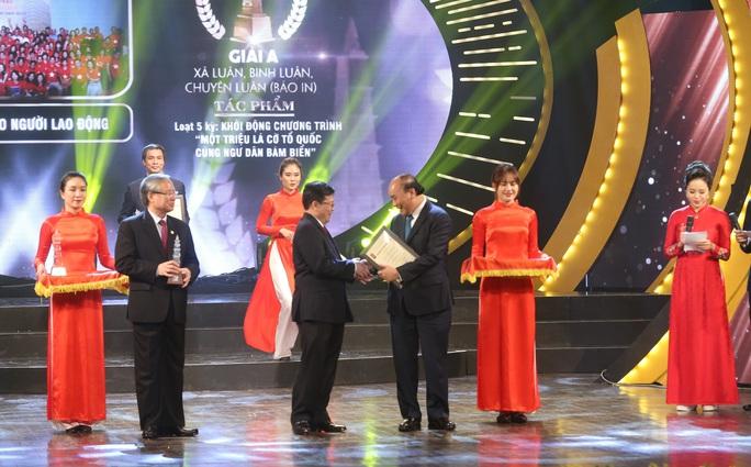 Báo Người Lao Động đoạt Giải A báo chí Quốc gia lần thứ XIV - năm 2019 - Ảnh 7.