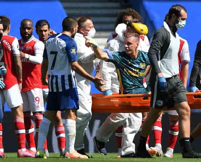 Chấn thương kinh hoàng, người nhện Arsenal chỉ thẳng mặt thủ phạm - Ảnh 5.