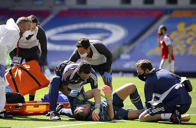 Chấn thương kinh hoàng, người nhện Arsenal chỉ thẳng mặt thủ phạm - Ảnh 4.