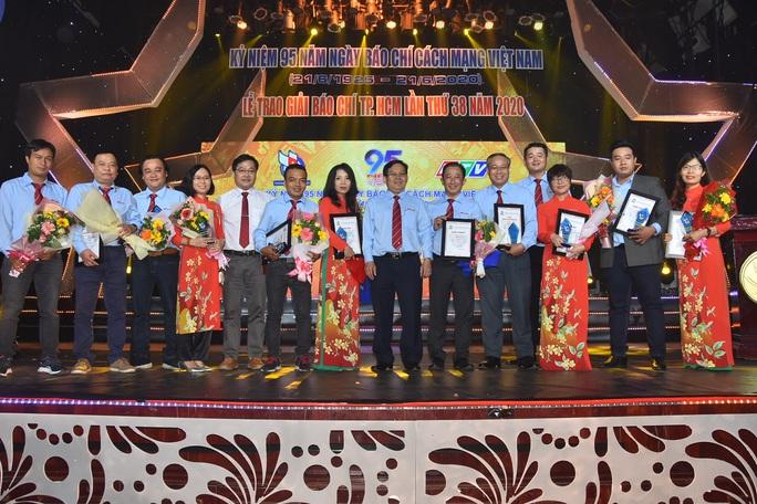 Báo Người Lao Động nhận 8 giải báo chí TP HCM - Ảnh 7.