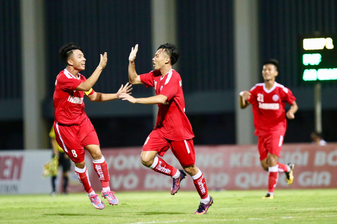 Thầy Giôm siết đội hình, Hoàng Anh Gia Lai giành chiến thắng tại VCK U19 Quốc gia - Ảnh 4.