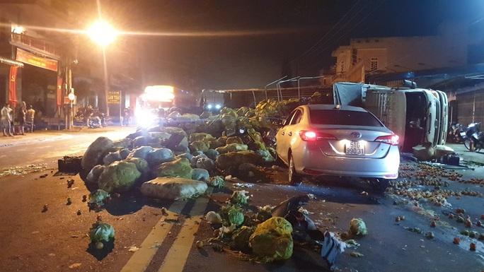 Tai nạn liên hoàn 4 xe trên Quốc lộ 20 - Ảnh 3.