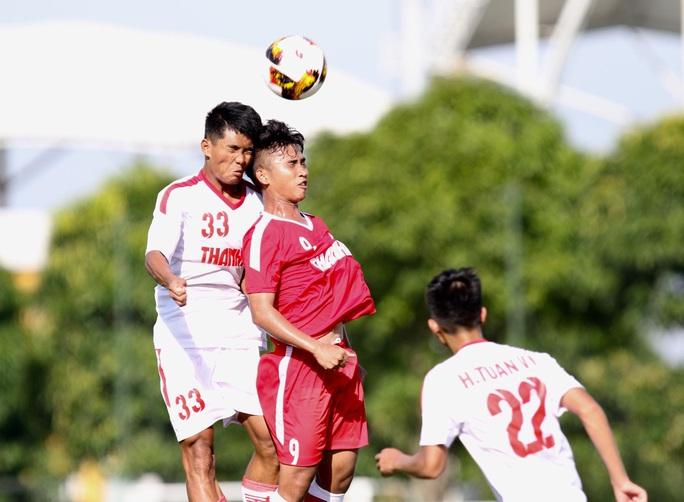 Thầy Giôm siết đội hình, Hoàng Anh Gia Lai giành chiến thắng tại VCK U19 Quốc gia - Ảnh 1.