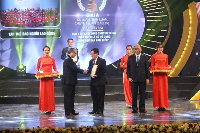 Báo Người Lao Động đoạt Giải A báo chí Quốc gia lần thứ XIV - năm 2019 - Ảnh 8.