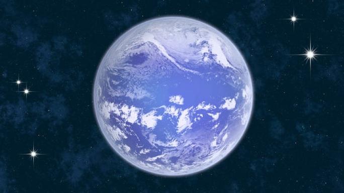 Choáng váng hành tinh thủy cung sống được, chung nhà với trái đất - Ảnh 1.