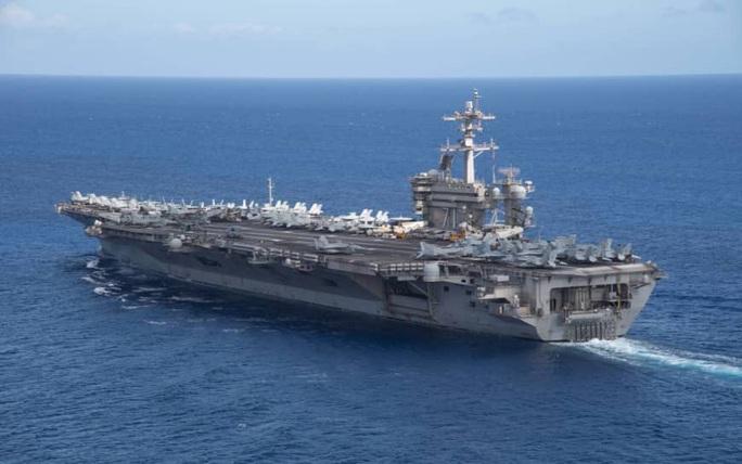 Báo cáo mới hé lộ Trung Quốc lo ngại năng lực quân sự Mỹ ở biển Đông - Ảnh 1.