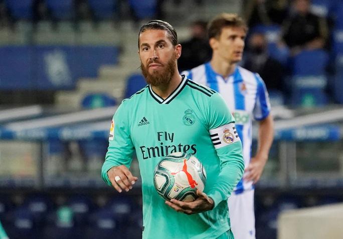 Người hùng giấu mặt ra tay, Real Madrid soán ngôi đầu La Liga - Ảnh 3.