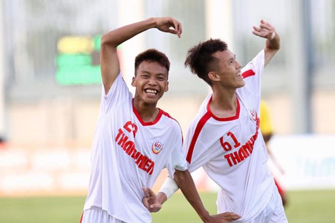 VCK U19 Quốc gia 2020: Thắng đậm B.Bình Dương, HAGL 2 vẫn bị loại - Ảnh 1.