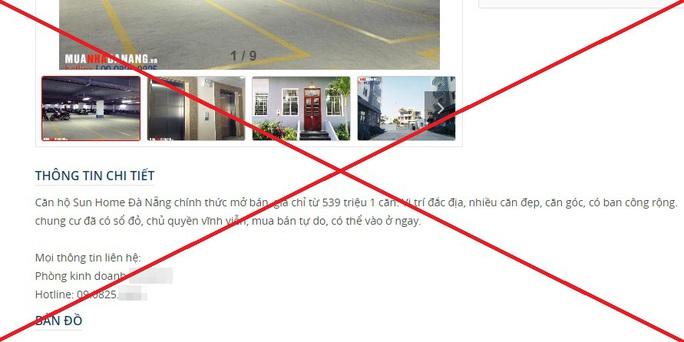 Đà Nẵng: Cảnh báo tin giả về mở bán dự án nhà ở xã hội - Ảnh 1.