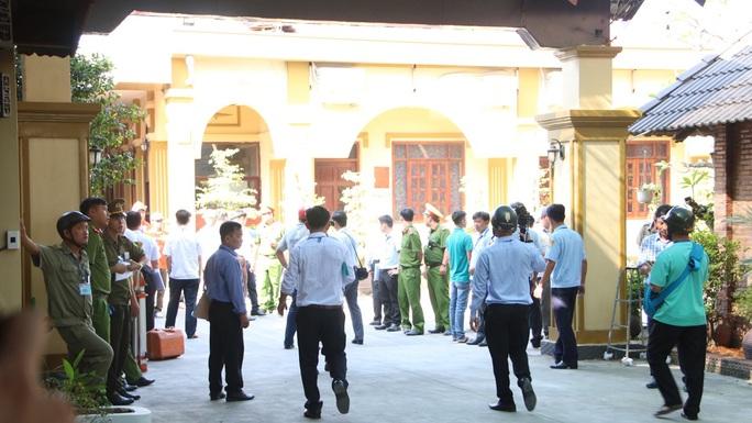 Tiếp tục cưỡng chế tổ hợp 7.000 m2 Gia Trang quán- Tràm Chim resort - Ảnh 3.