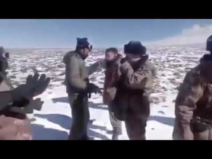 Xuất hiện clip binh sĩ Trung - Ấn đụng độ biên giới tại bang Sikkim - Ảnh 2.