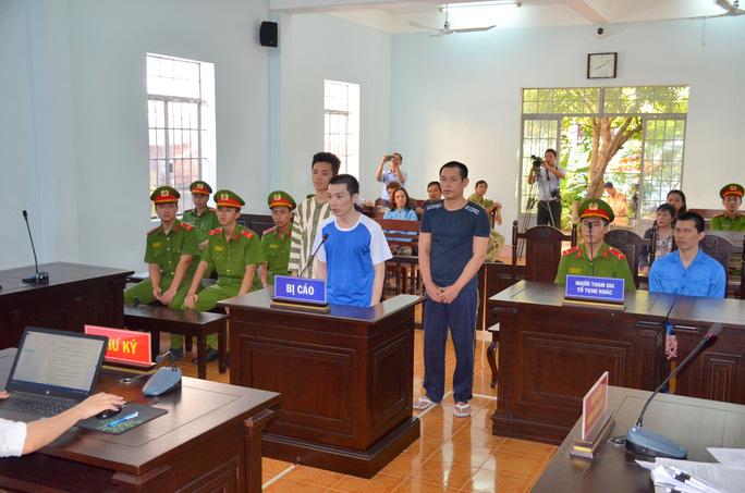 Tuyên án vụ vượt ngục chấn động ở Bình Thuận - Ảnh 2.
