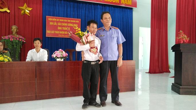 Khánh Hòa: Đồng ý làm thủ tục bồi thường án oan sai gần 40 năm trước - Ảnh 1.