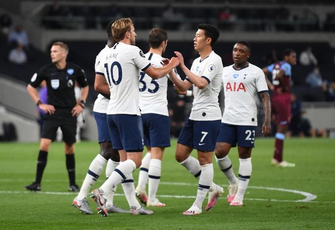 Harry Kane tỏa sáng, Tottenham cảnh báo sân cỏ Ngoại hạng - Ảnh 6.