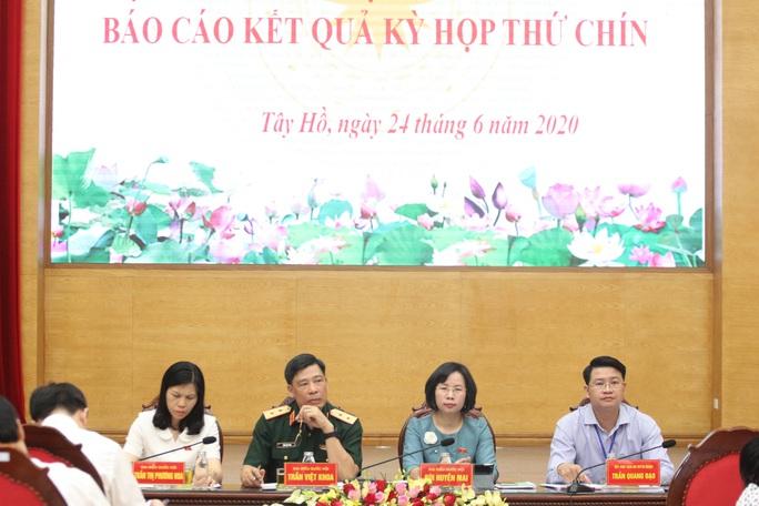 Cử tri mong muốn Tổng Bí thư, Chủ tịch nước Nguyễn Phú Trọng tiếp tục tham gia nhiệm kỳ tới - Ảnh 1.