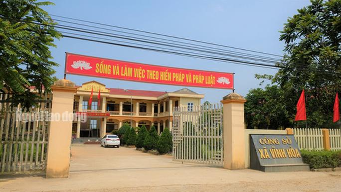 Một Bí thư Đảng ủy xã ở Thanh Hóa trượt Ban Chấp hành nhiệm kỳ mới - Ảnh 1.