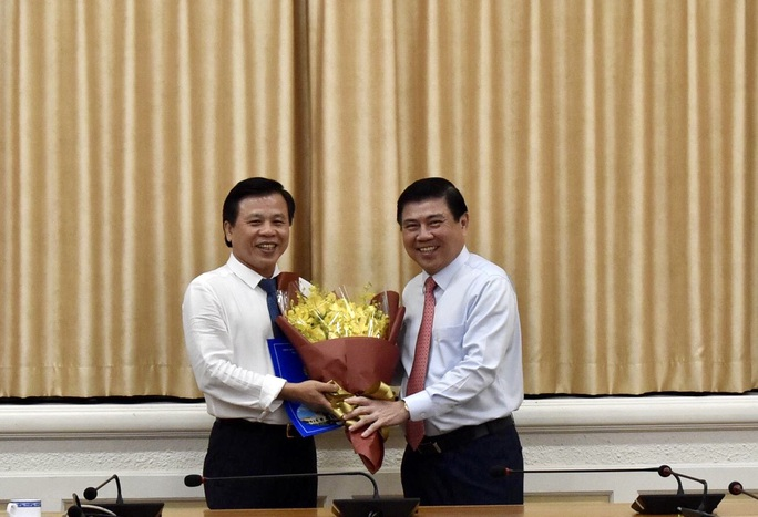 Phó Chánh Văn phòng UBND TP HCM được bổ nhiệm làm giám đốc một trung tâm - Ảnh 2.