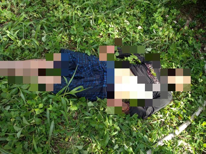 Tìm thân nhân thanh niên đang trộm sắt thì bị điện giật chết - Ảnh 1.