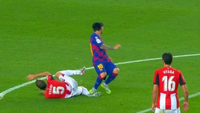 Barcelona tặng quà bất ngờ sinh nhật tuổi 33 Lionel Messi - Ảnh 5.