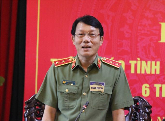 Thứ trưởng Bộ Công an trả lời về vụ việc TS Bùi Quang Tín rơi lầu tử vong - Ảnh 1.