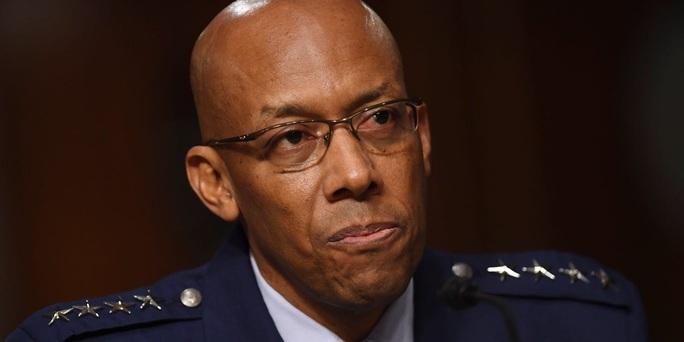 Tân tham mưu trưởng không quân Mỹ lên sẵn kế hoạch ứng chiến Trung Quốc - Ảnh 1.