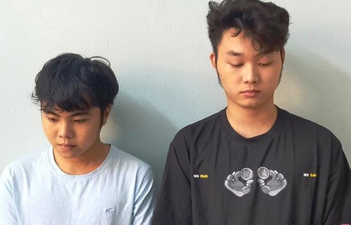 2 thanh niên 19 tuổi lừa đảo khắp cả nước chiếm đoạt hơn 400 triệu đồng - Ảnh 1.