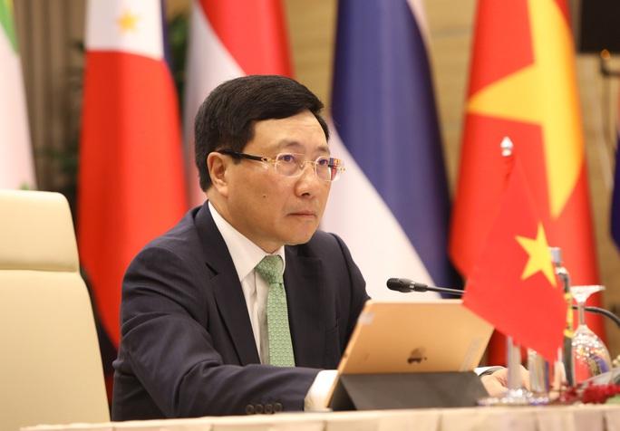 Các nước ASEAN: Cần kiềm chế, không làm phức tạp tình hình Biển Đông - Ảnh 1.