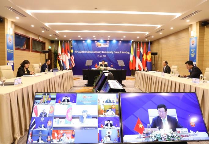 Các nước ASEAN: Cần kiềm chế, không làm phức tạp tình hình Biển Đông - Ảnh 3.