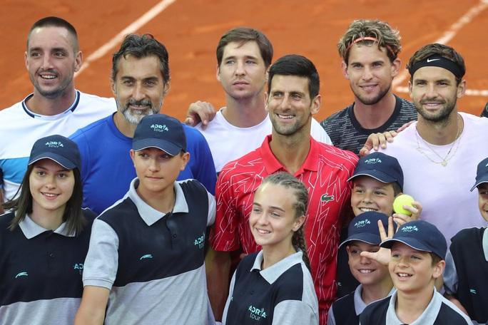 Novak Djokovic khiến Grand Slam gặp khó - Ảnh 1.